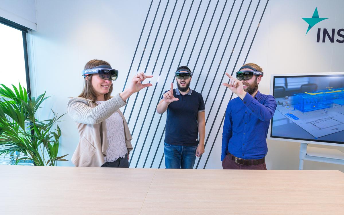 Ontdek de HoloLens