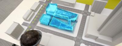 Allereerste app voor Microsoft HoloLens in Nederland