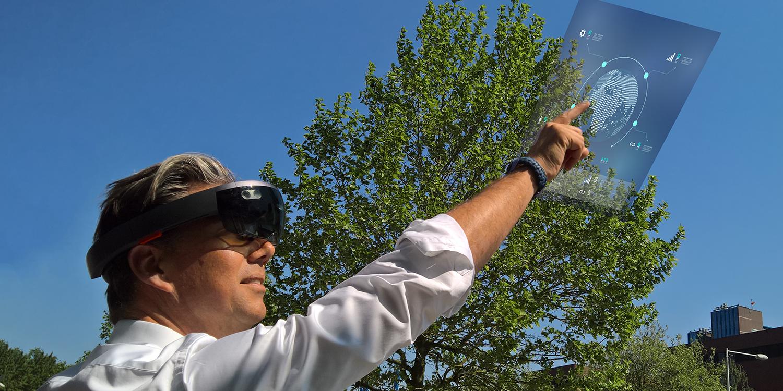 HoloLens – De nieuwe dimensie van werken