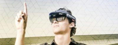 Virtueel versnellen met de HoloLens 2
