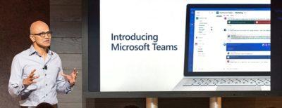 Welkom Microsoft Teams!