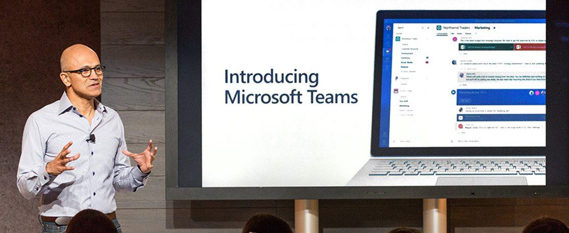Welkom Microsoft Teams