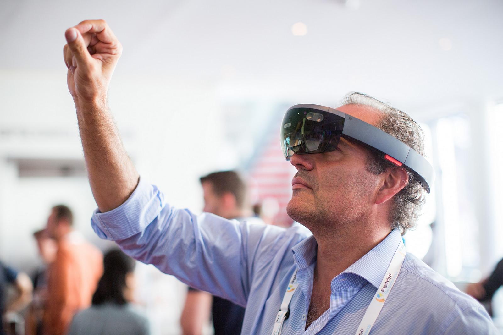 HoloLens apps ontwikkelen? Onze vijf lessen