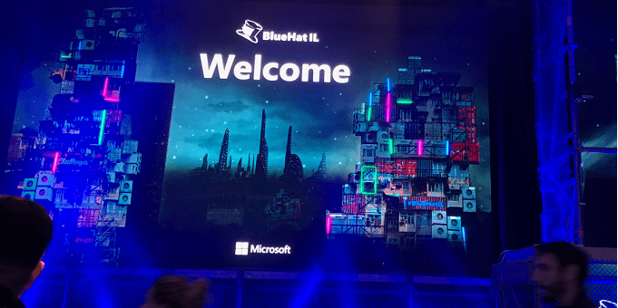 Microsoft BlueHat conference