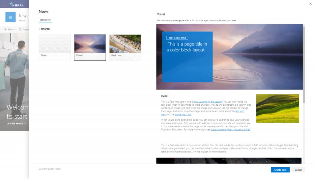 Japser blog SharePoint pagina's 1