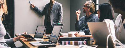 Gestructureerd samenwerken in groepsverband dankzij Company Connect