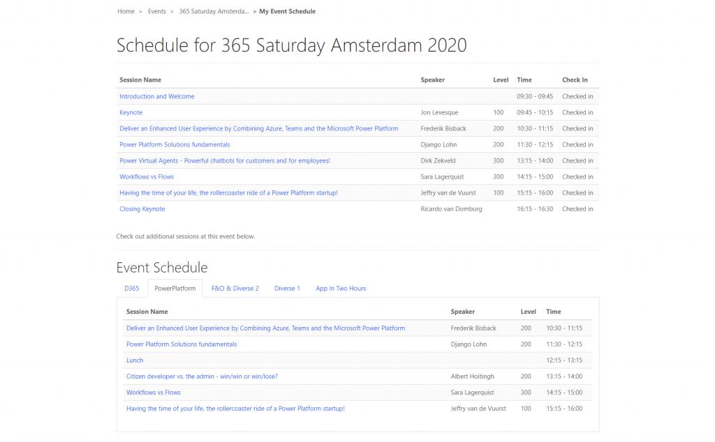 schedule blog django