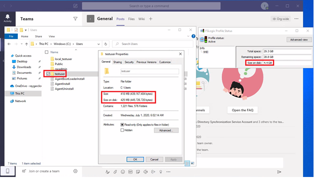 Afbeelding 1 Windows Virtual Desktop