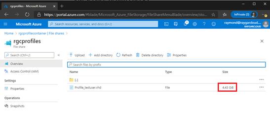 Afbeelding 2 Windows Virtual Desktop